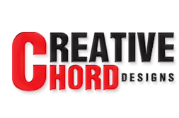Creativechord designs logo