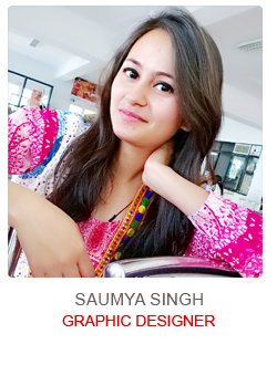 Creativechord designs Our Team Saumya